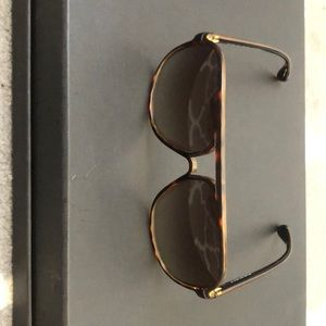 Marc by Marc Jacobs tortoise sunglasses